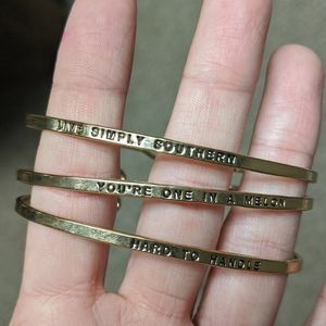 Simply southern bracelets (pack of 3)